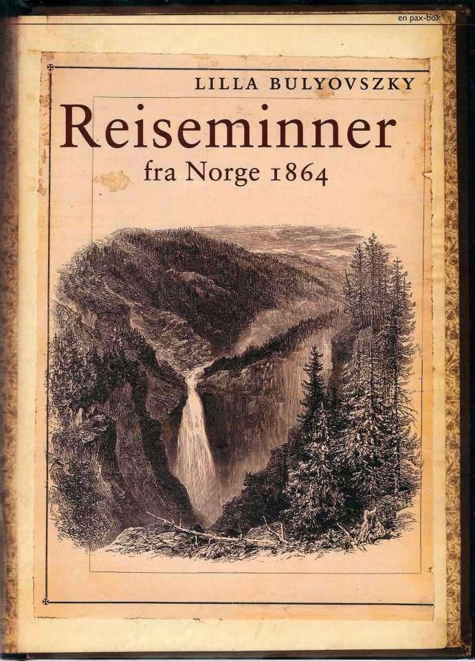 Reiseminner fra Norge 1864