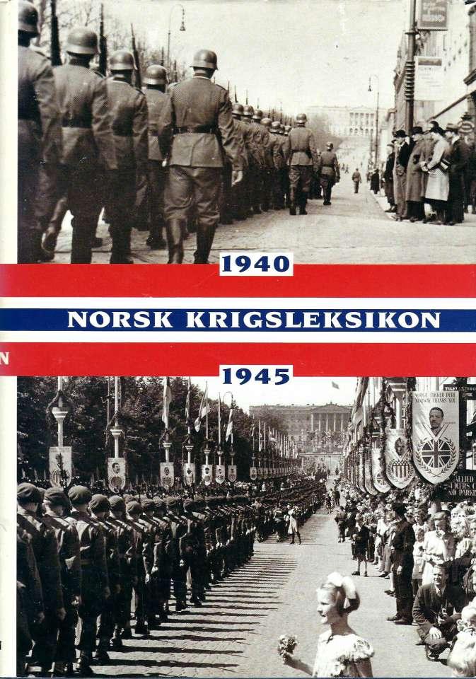 Norsk krigsleksikon 1940-1945
