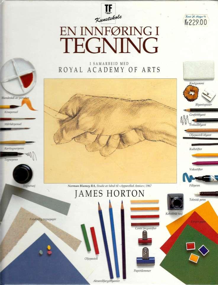 En innføring i tegning - I samarbeid med Royal Academy of Arts