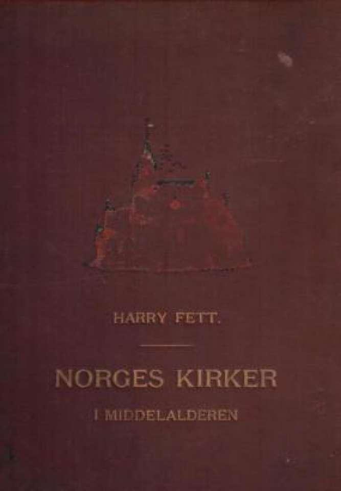 Norges kirker i Middelslderen