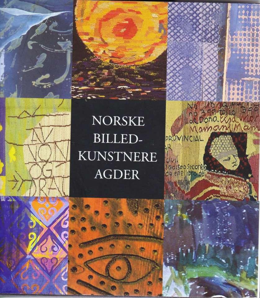 Norske billedkunstnere Agder