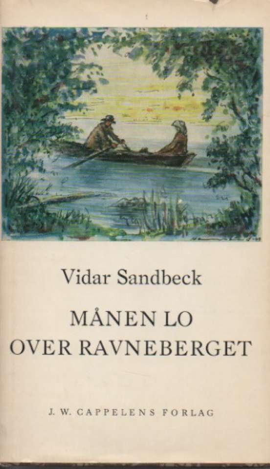 Månen lo over Ravneberget
