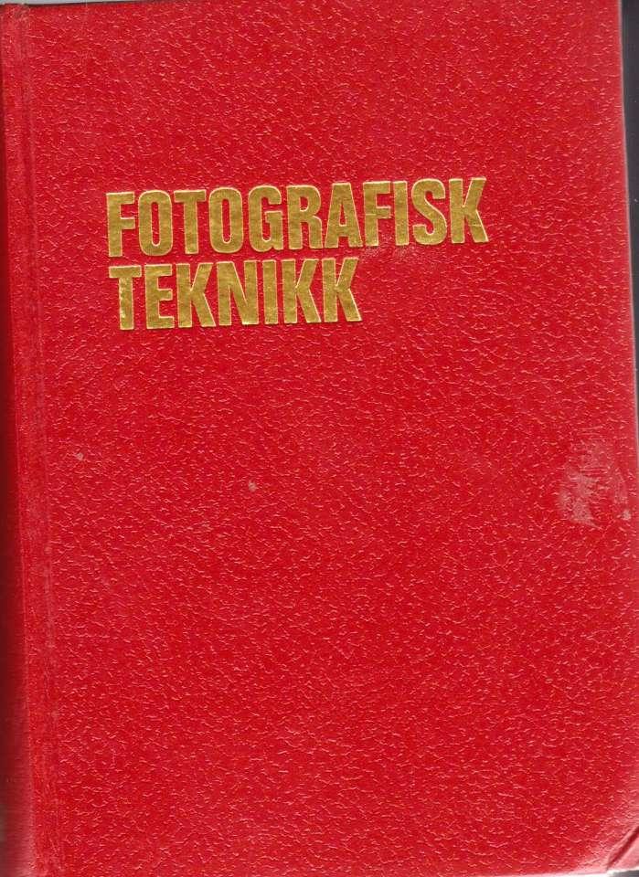 Fotografisk teknikk
