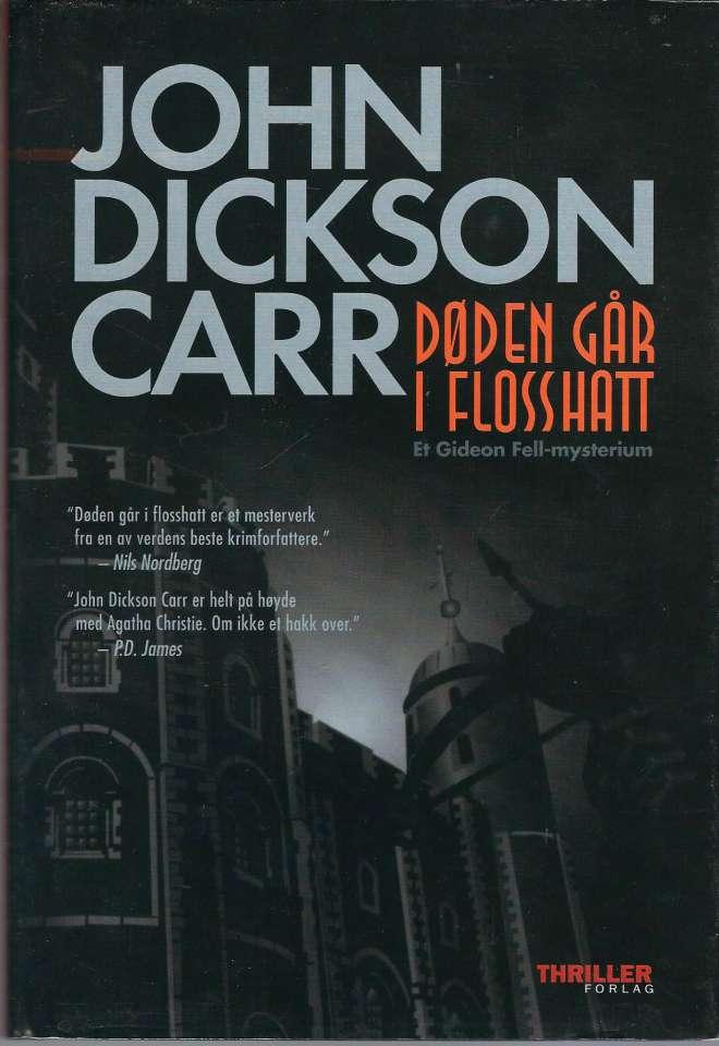 Døden går i flosshatt - Et Gideon Fell-mysterium