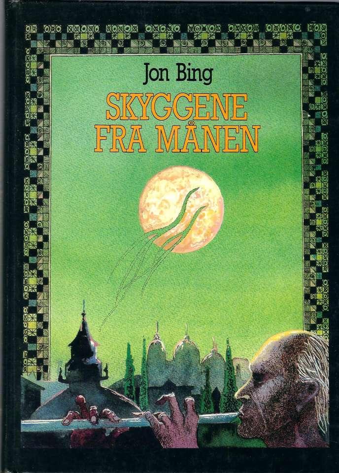 Skyggene fra månen - Illustrasjoner av Thore Hansen