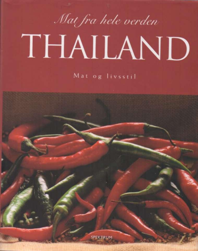 Thailand – mat fra hele verden