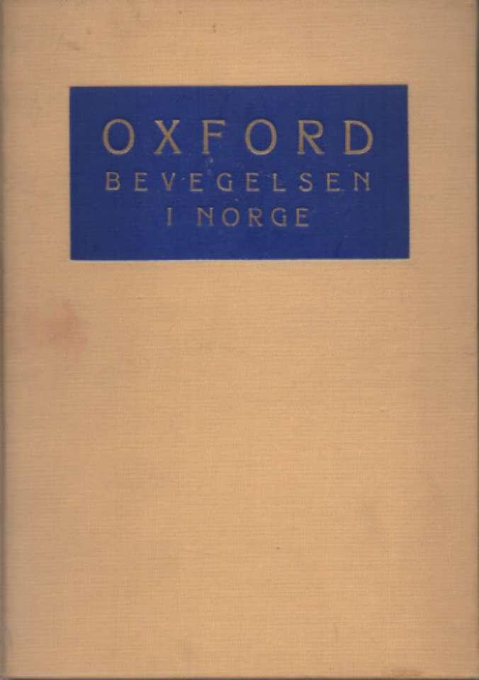 Oxfordbevegelsen i Norge
