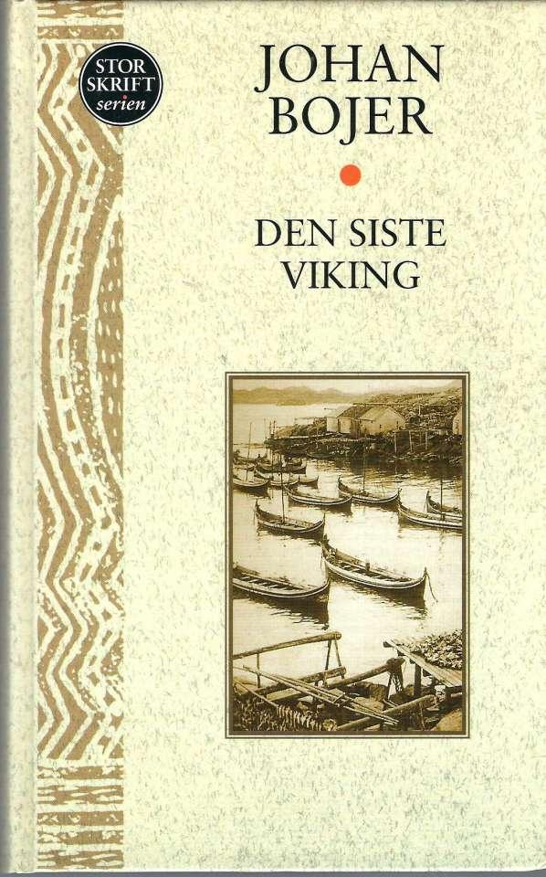 Den siste viking - Storskrift-serien