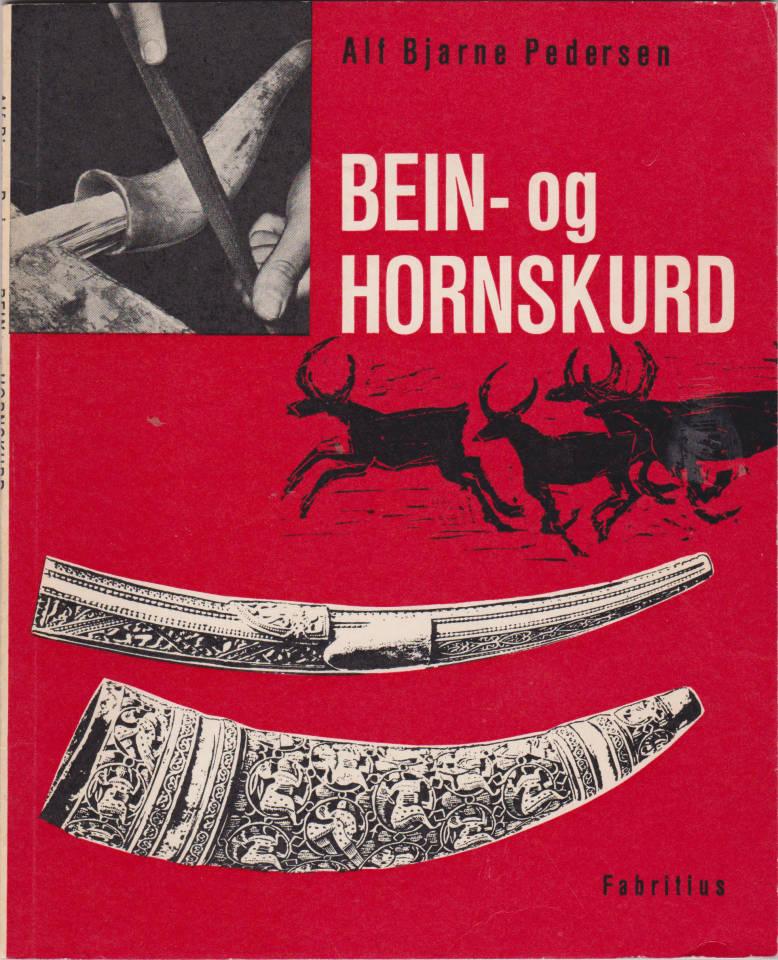 Bein- og hornskurd