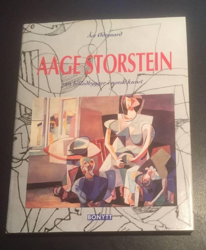 Aage Storstein en billedbygger i norsk kunst