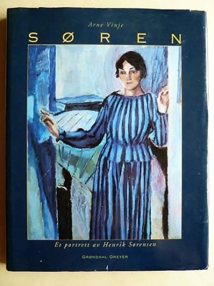 SØREN Et portrett av Henrik Sørensen