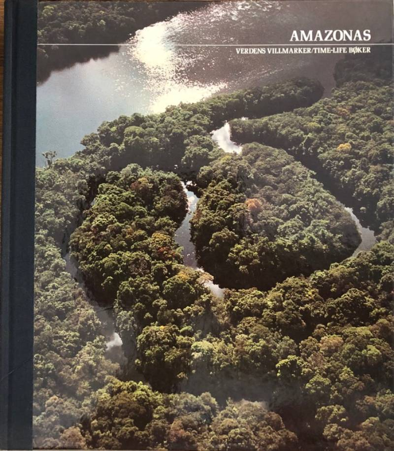 AMAZONAS Verdens villmarker