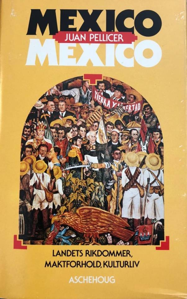 Mexico, Mexico Landets rikdommer, maktforhold, kulturliv