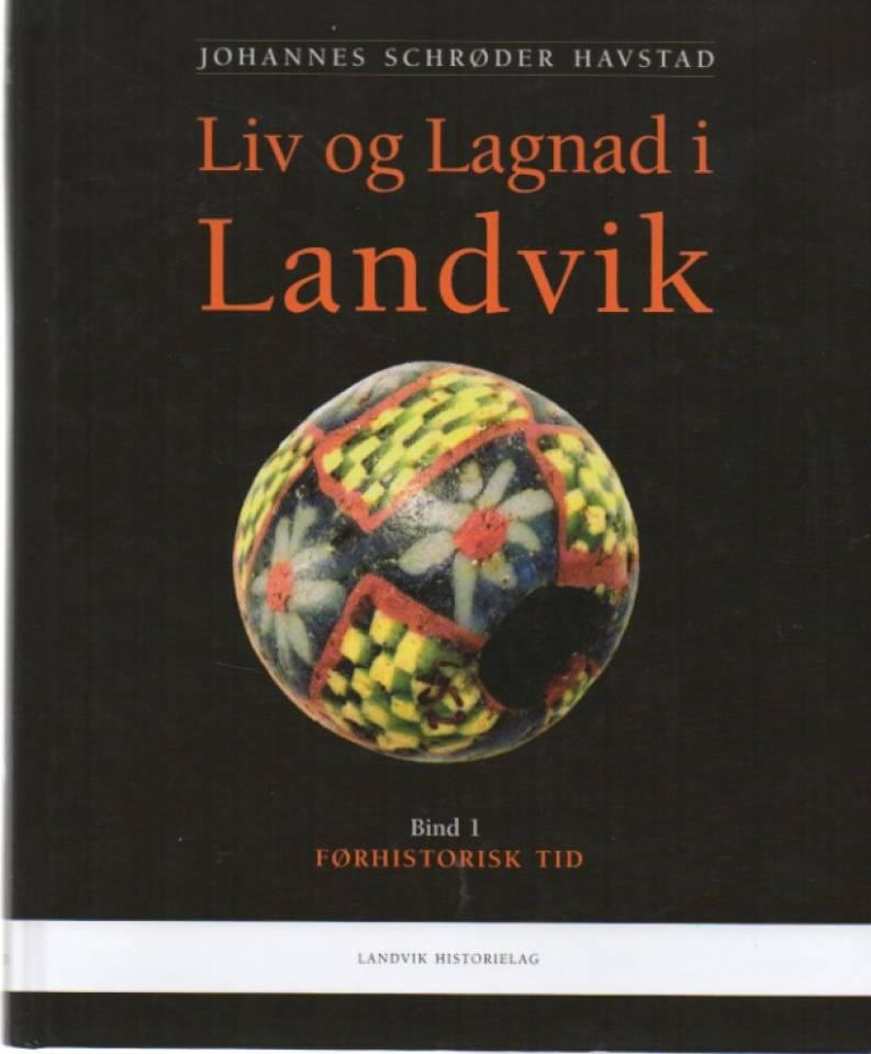 Liv og Lagnad i Landvik