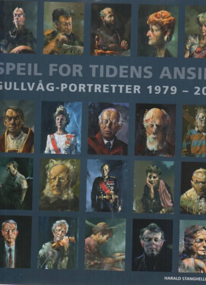 Speil for tidens ansikt – Gullvågportretter 1979-2009