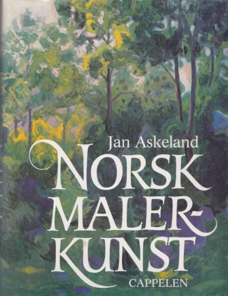 Norsk Malerkunst Hovedlinjer gjennom 200 år