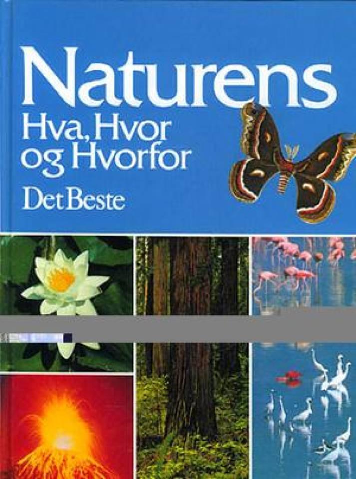 Naturens Hva, Hvor og Hvorfor