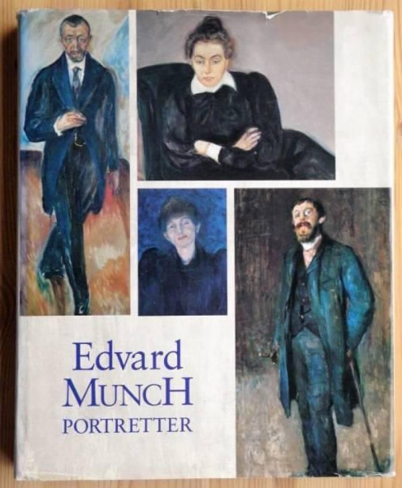 Edvard Munch Portretter