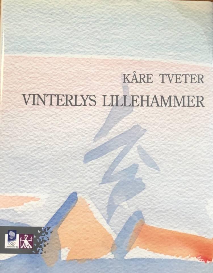 KÅRE TVETER VINTERLYS LILLEHAMMER