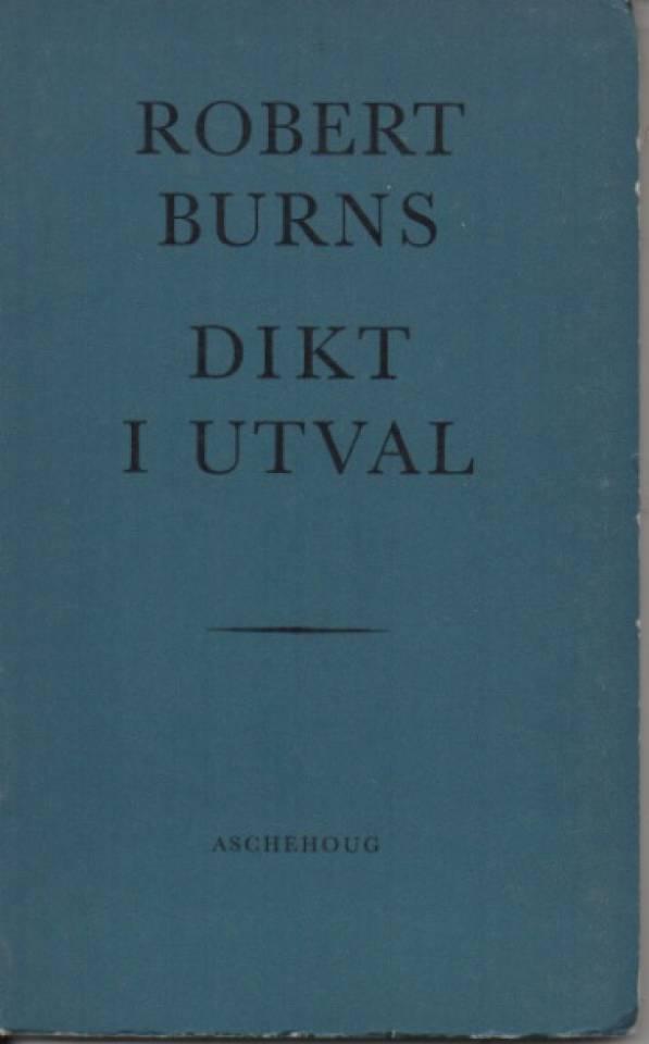 Robert Burns - dikt i utvalg