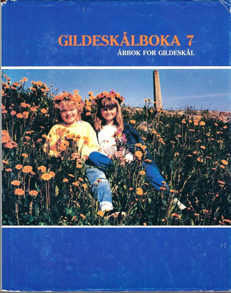 Gildeskåla 7 - Årbok for Gildeskål