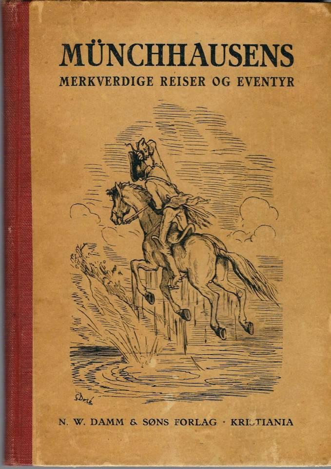 Baron von Münchhausens merkværdige reiser og eventyr