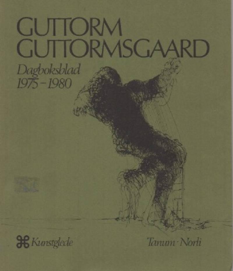 Dagboksblad 1975-1980