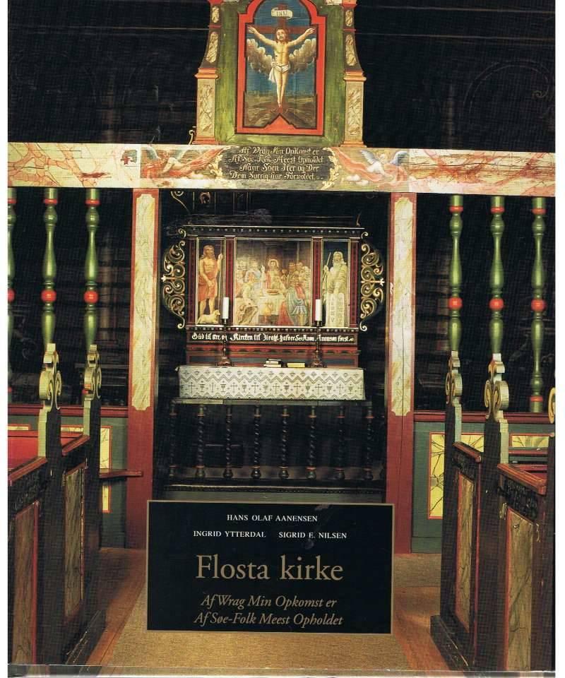 Flosta Kirke