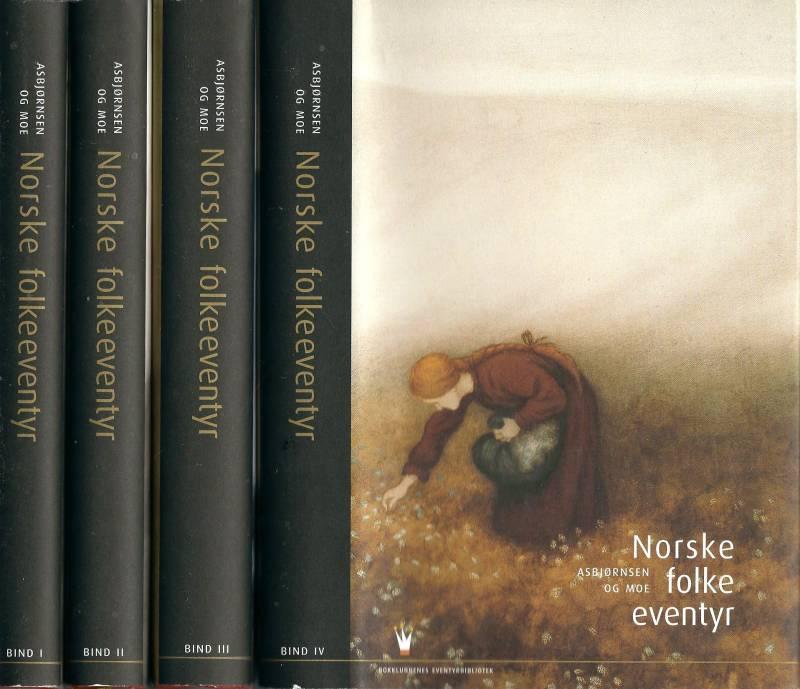 Norske folkeeventyr I-IV