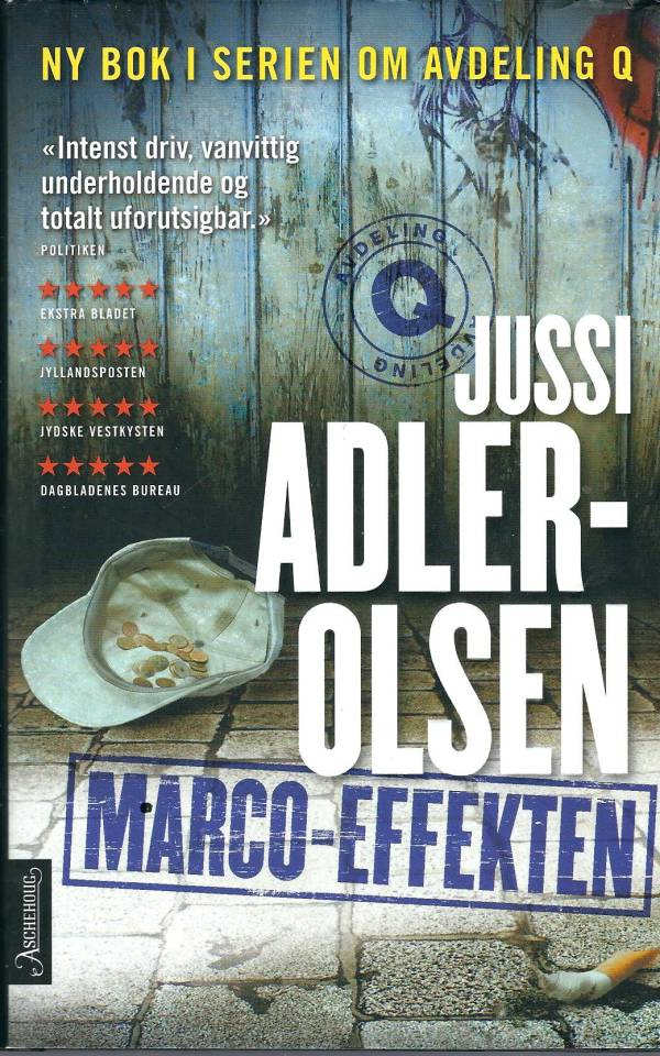 Marco-effekten - Ny bok om avdeling Q