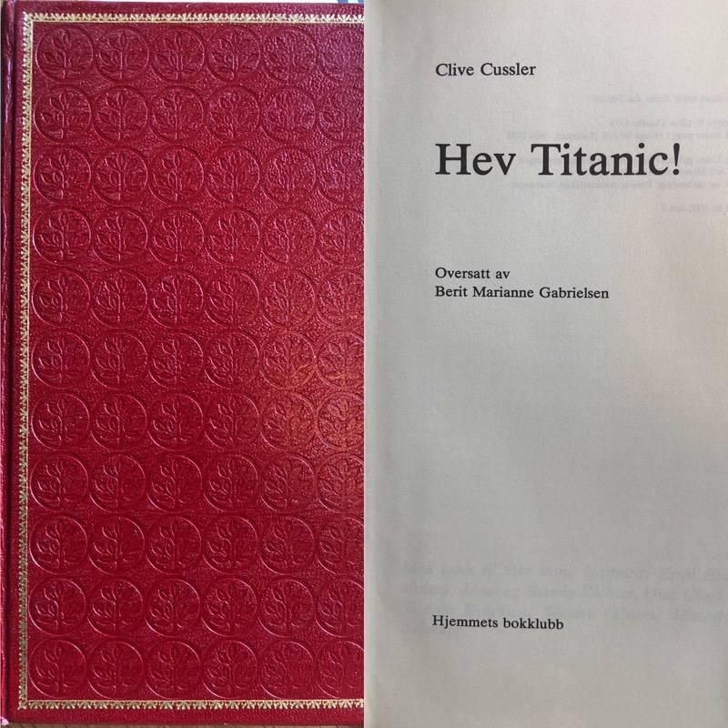 Hev Titanic!