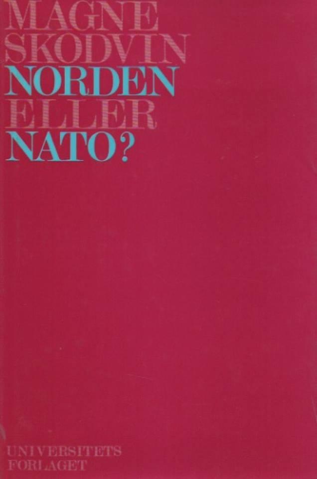 Norden eller Nato?