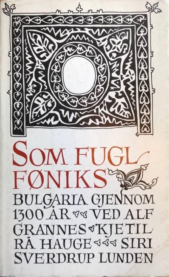 SOM FUGL FØNIKS