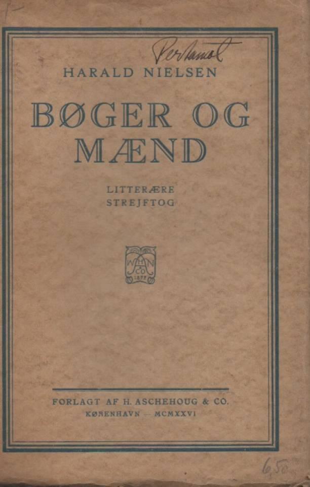 Bøger og mænd