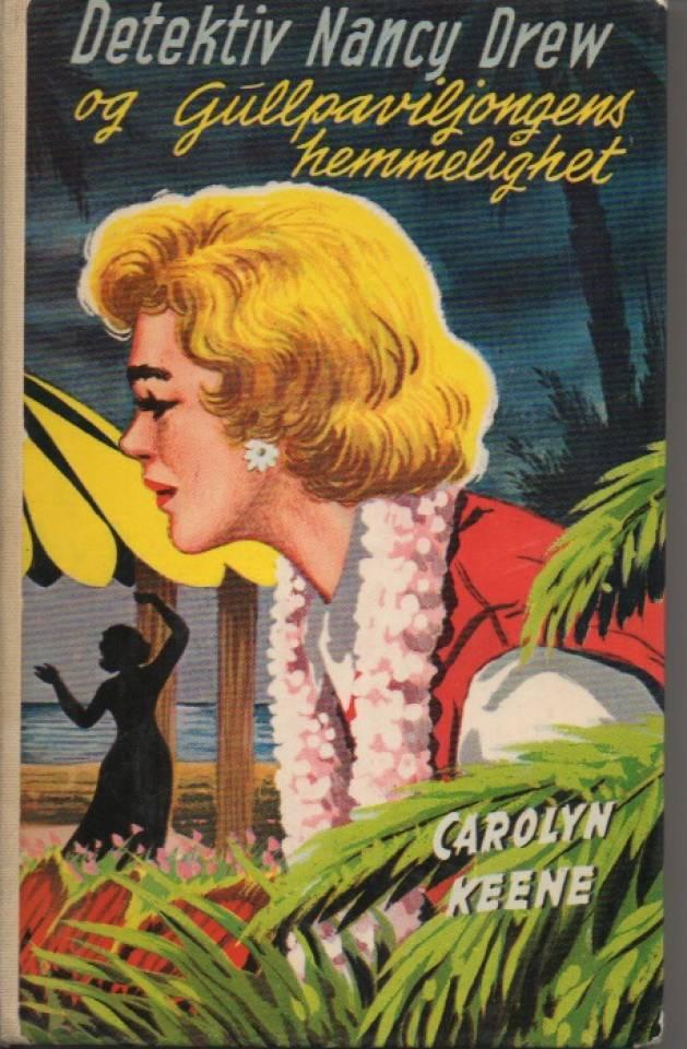 Detektiv Nancy Drew og gullpaviljongens hemmelighet