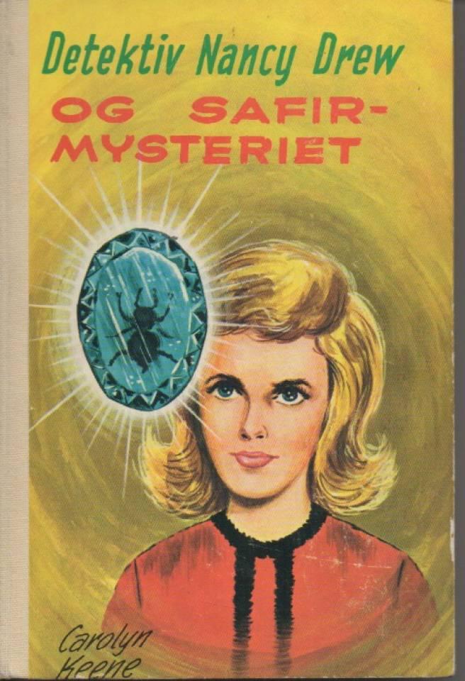 Detektiv Nancy Drew og safirmysteriet