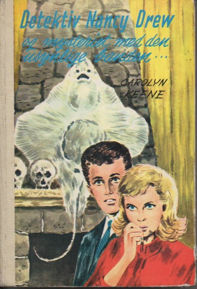 Detektiv Nancy Drew og mysteriet med den usynlige banden