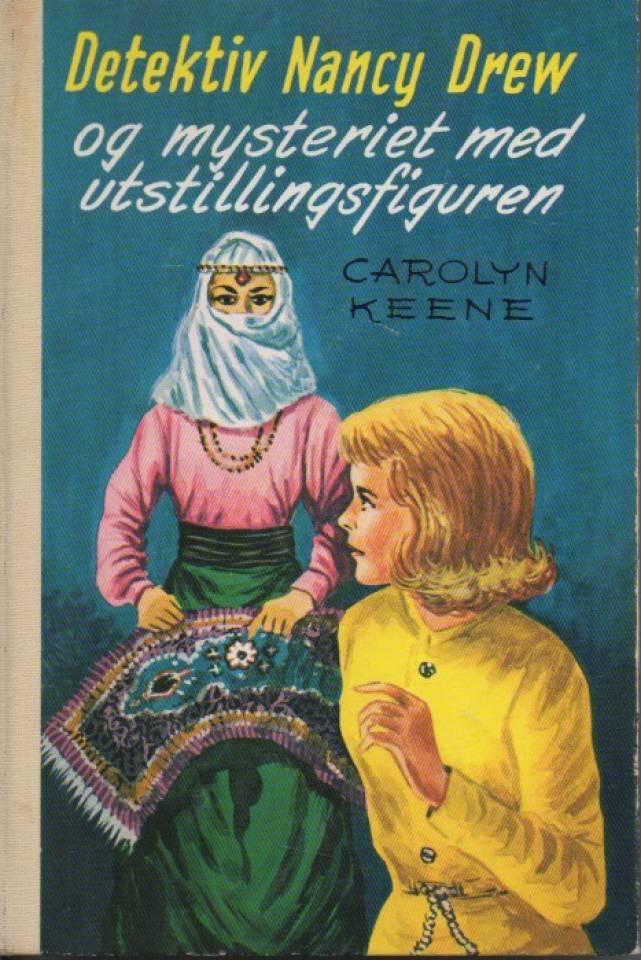 Detektiv Nancy Drew og mysteriet med utstillingsfiguren