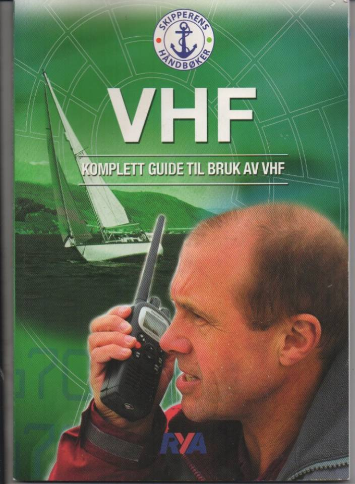 VHF - komplett guide til bruk av VHF