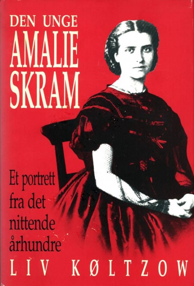 Den unge Amalie Skram