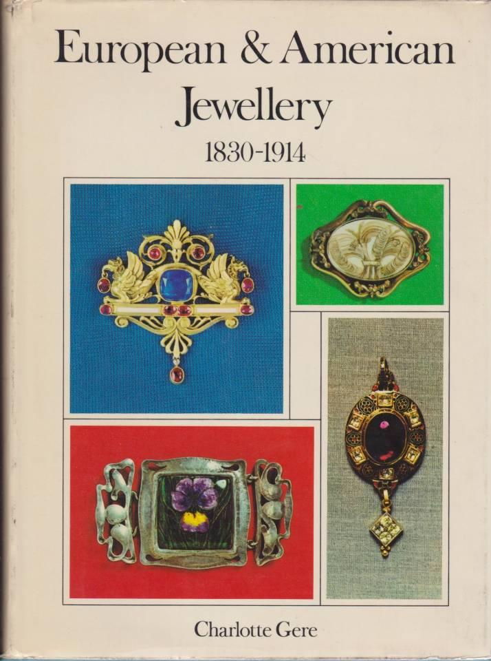 European & American Jewellery 1830-1914