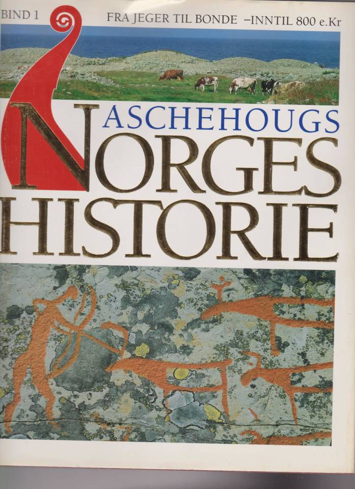 Aschehlougs Norges historie