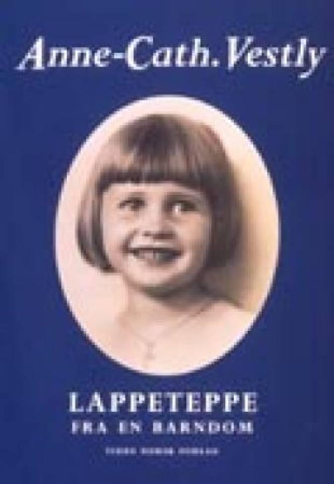 Lappeteppe fra en barndom