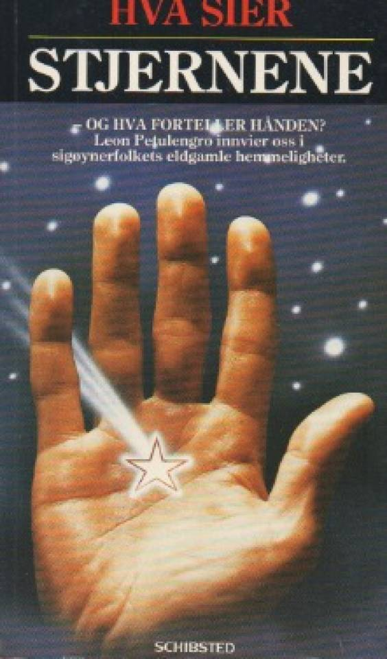 Hva sier stjernene – og hva forteller hånden?
