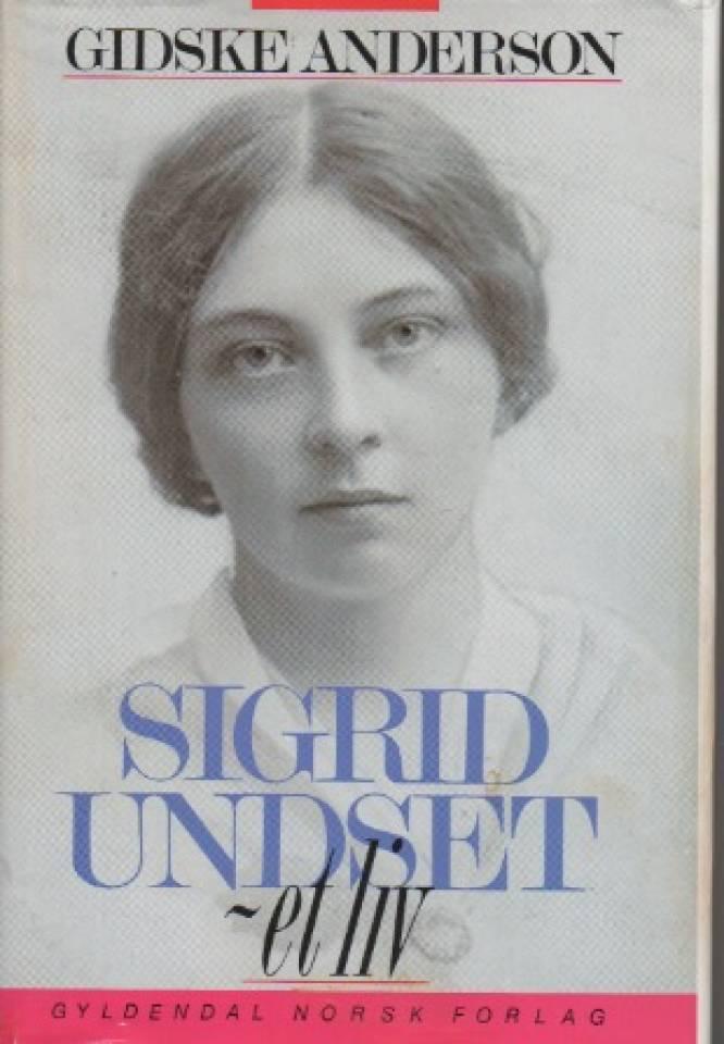 Sigrid Unset - et liv