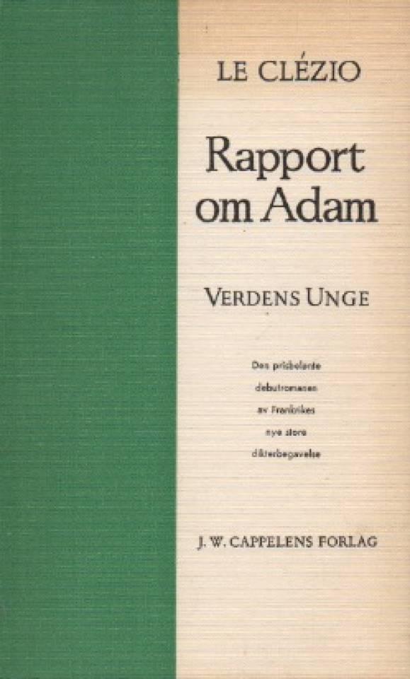 Rapport om Adam