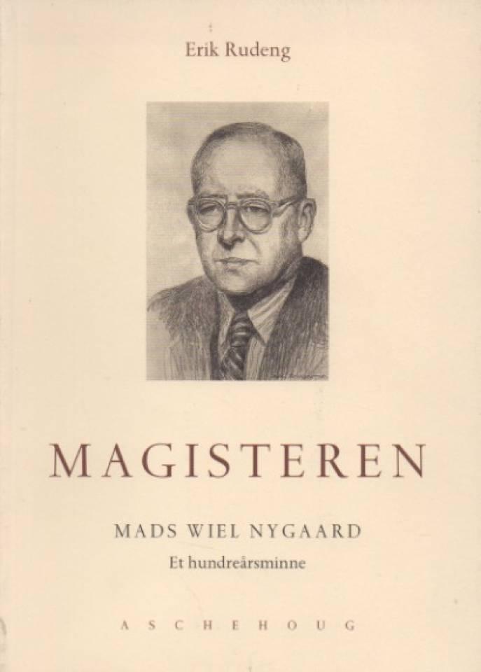 Magisteren – Mads Wiel Nygaard