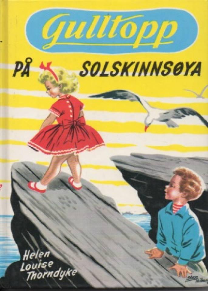 Gulltopp på Solskinnsøya