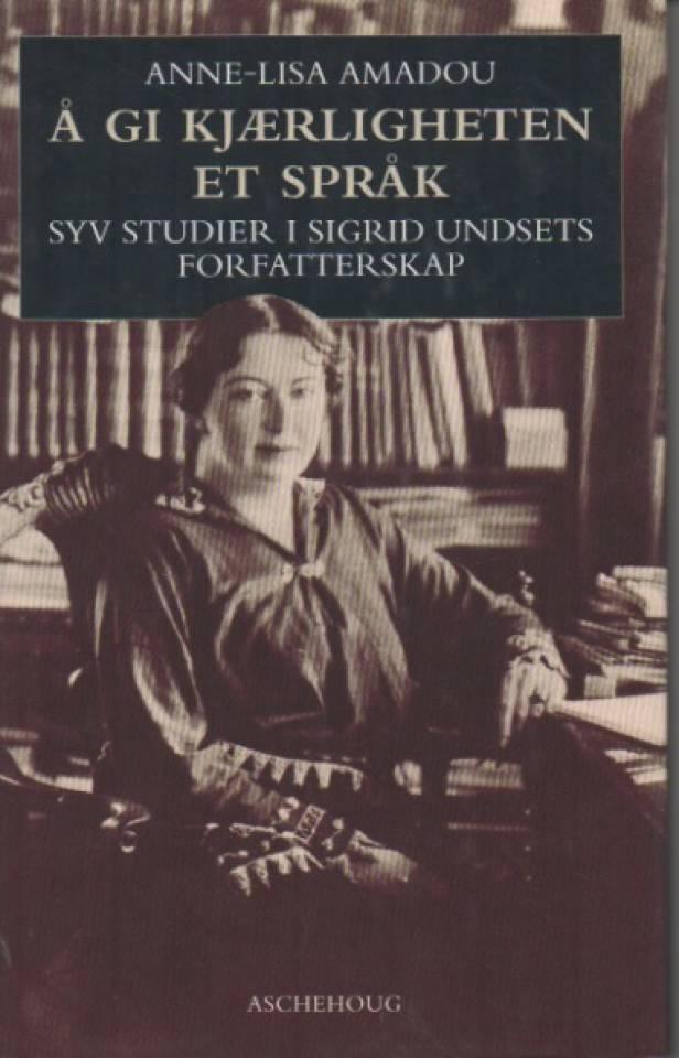 Natur og normer hos Sigrid Unset