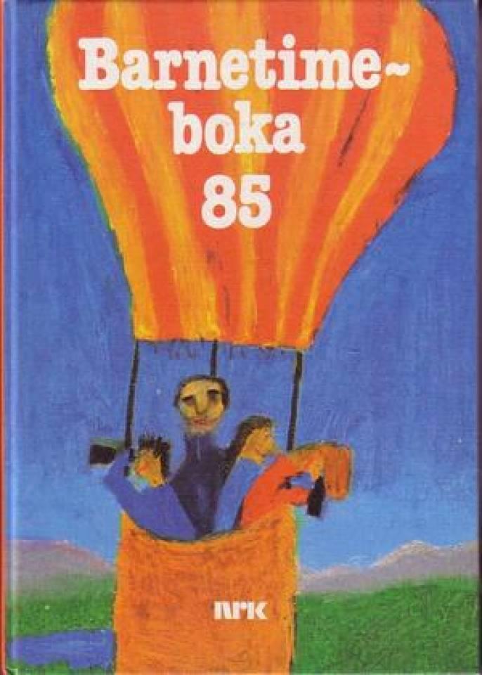 Barnetimeboka 1985